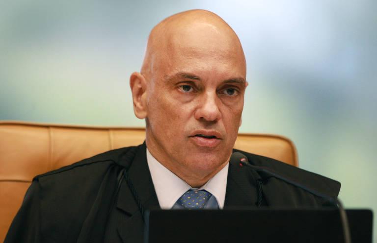 Este é Alexandre de Moraes, do STF