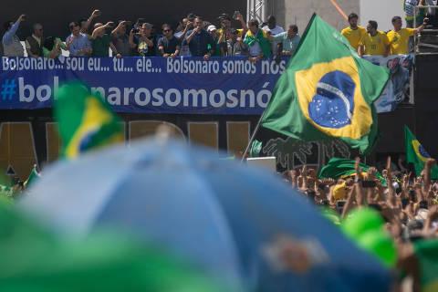 Supremo ignora pedidos de investigação contra Bolsonaro por atos do 7 de Setembro