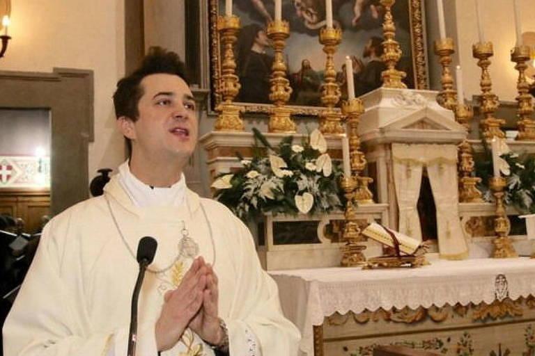 Padre é preso na Itália por desviar dinheiro para financiar festas com drogas e mulheres
