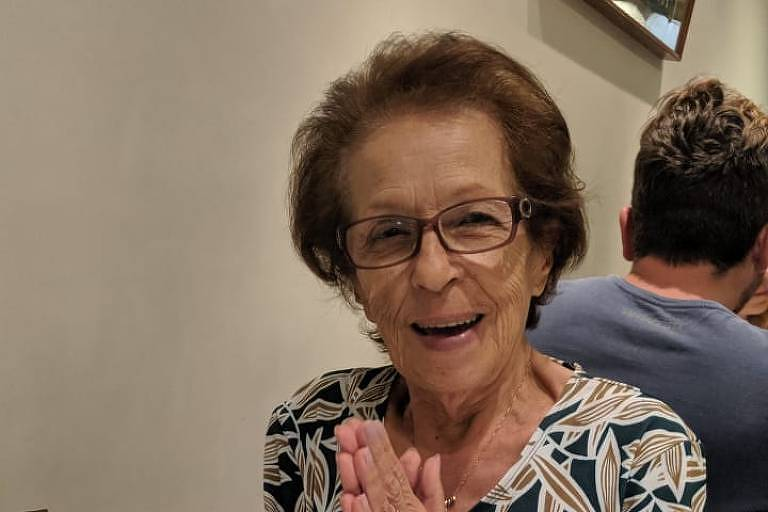 Mãe de Plinio e Pericles Rocha e neta da Isabella, Yara Lacerda Franco da Rocha morreu aos 79 anos