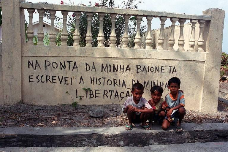 Folha reencontra personagens de Contardo Calligaris em reportagem em Timor Leste