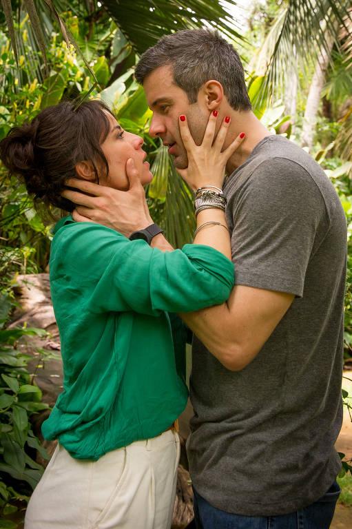 Imagens do filme  'O Jardim Secreto de Mariana'