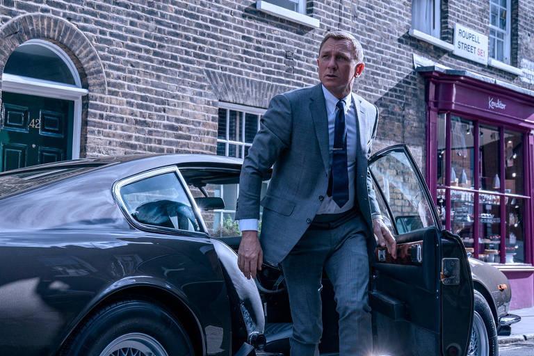 Veja imagens dos 25 filmes da franquia '007'