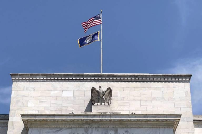 Edifício-sede do Federal Reserve, o banco central dos Estados Unidos, em Washington