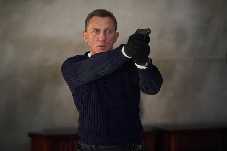 Confira cenas do filme '007 - Sem Tempo para Morrer'