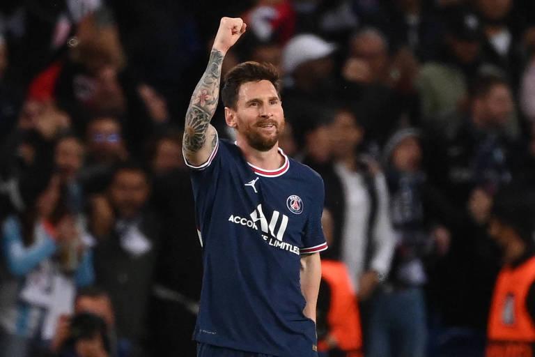Caneladas do Vitão: Messi brilha com golaço e derruba City de Guardiola