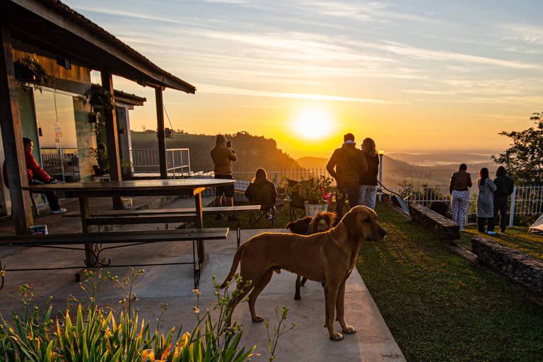 Com natureza exuberante, Botucatu quer virar estância turística