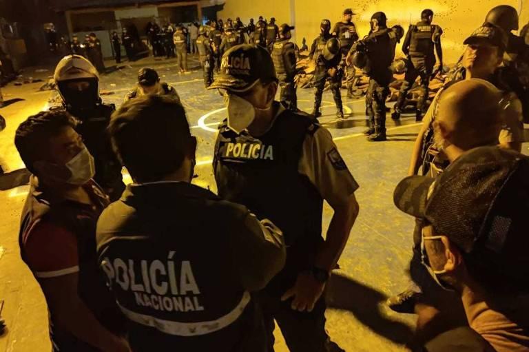 Rebelião em presídio no Equador deixa ao menos 116 mortos