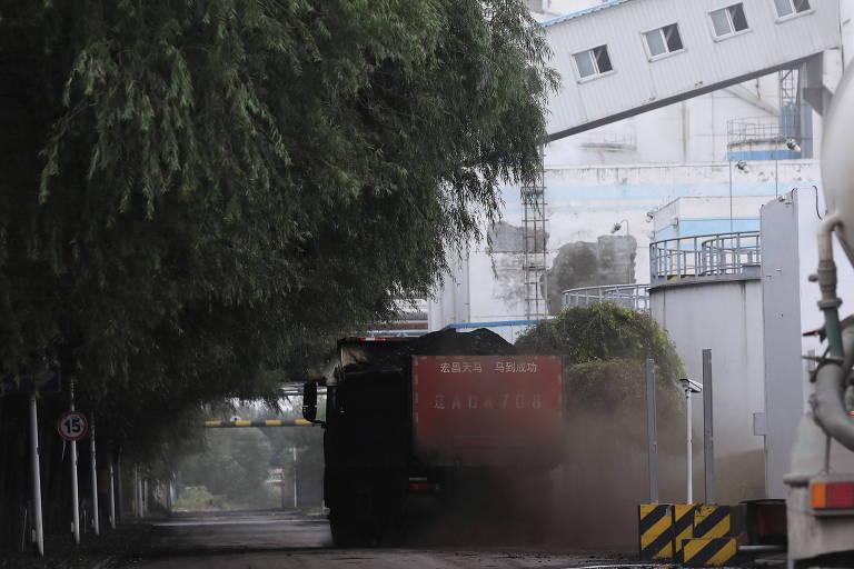Crise energética da China afeta funcionamento de fábricas