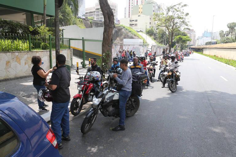 Posto em São Paulo vende gasolina a R$ 0,40