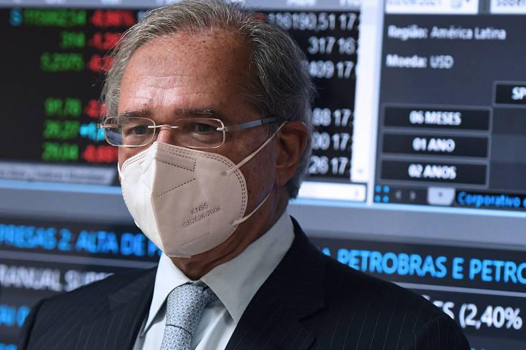 Guedes defende solução responsável para preço de combustíveis