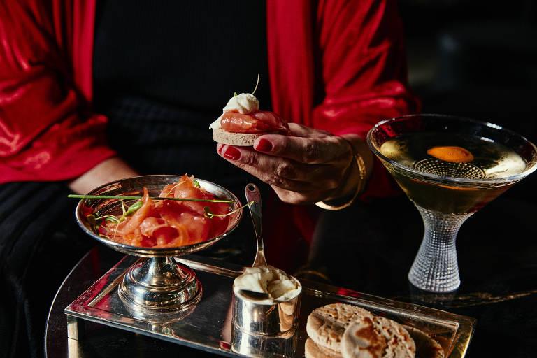 Conheça o Infini, o bar secreto do La Casserole