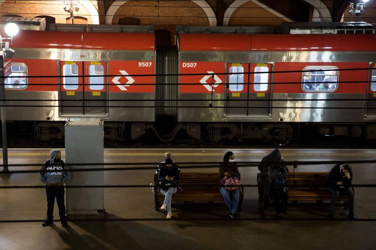 Linhas 9-esmeralda e 10-turquesa da CPTM terão alterações na operação neste domingo (3)
