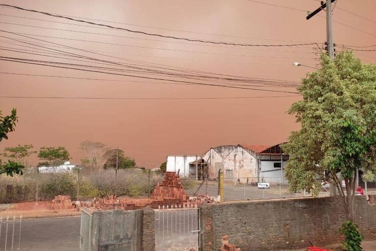 Pescador é a 6ª vítima de tempestade de poeira no interior de SP