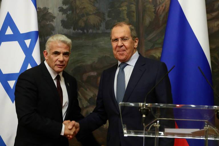 Moscou pede à diplomacia israelense ajuda para influenciar os EUA