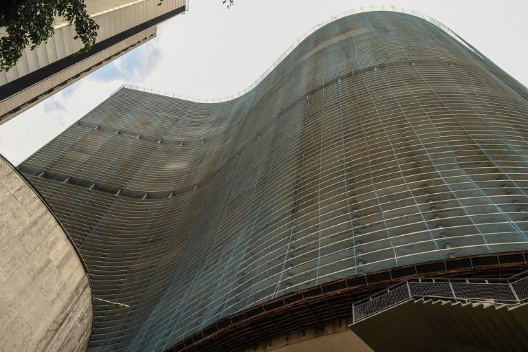 Edifício Copan, no centro de São Paulo, tem obras autorizadas