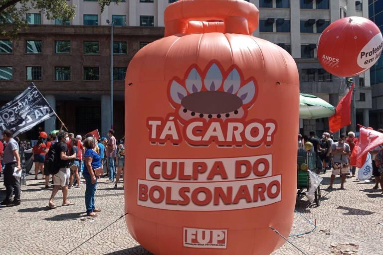 Atos de 2 de outubro contra Bolsonaro