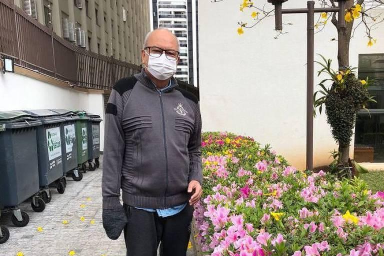 'Eles me davam kit Covid, mas não me davam oxigênio', diz paciente da Prevent Senior