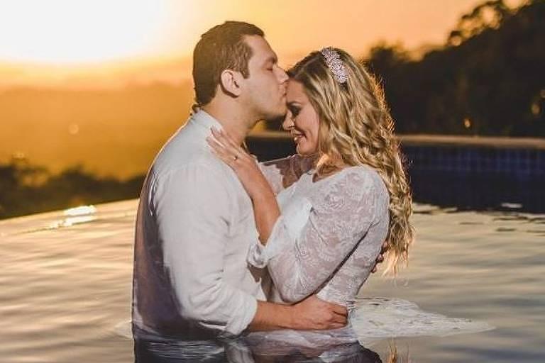 Marido de Andressa Urach toma conta do Instagram dela e bloqueia seguidores