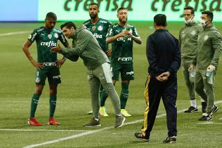 Brasileiro Championship - Palmeiras v Juventude