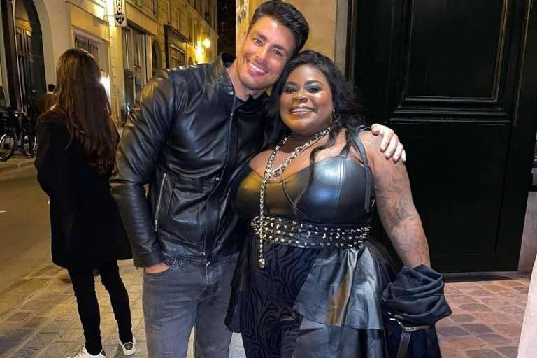 Jojô Todynho se encanta com Cauã Reymond em Paris: 'Você é tudo'
