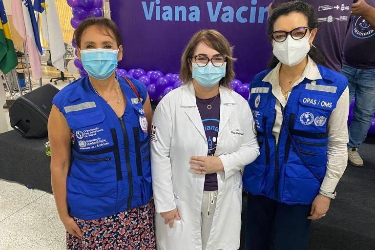 Meias doses de AstraZeneca produzem anticorpos, indicam testes preliminares de pesquisa brasileira