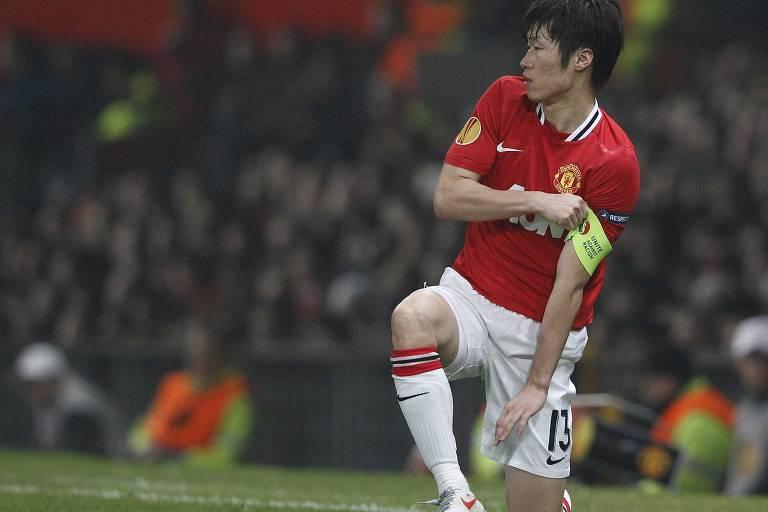 Park Ji-Sung foi o primeiro asiático a assumir a braçadeira de capitão do Manchester United