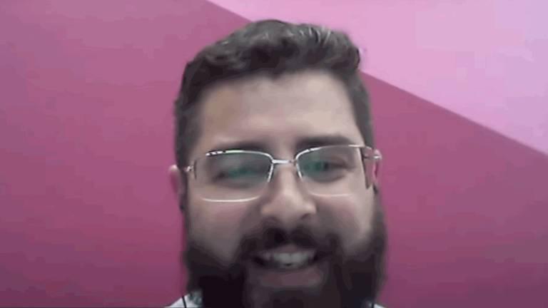 Ivisen Teixeira Lourenço, gerente de inovação aberta do Inovahc