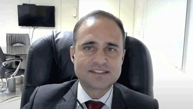 Merched Cheheb de Oliveira, diretor do departamento de informática do Sistema Único De Saúde (Datasus)