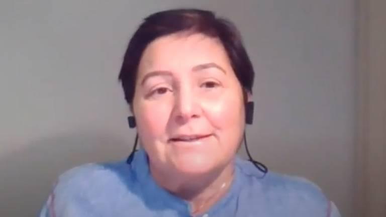 Maria Teresa Azevedo Lima, diretora executiva para governo da Embratel