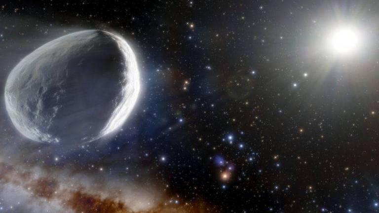 Apelidado de Bernardinelli-Bernstein, corpo celeste tem 150 km de diâmetro, mas não vai colidir com nosso planeta