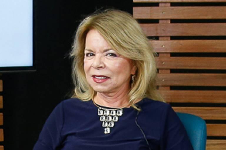 A socióloga e candidata a vice-reitoria da USP, Maria Arminda Nascimento Arruda, ex-diretora da Faculdade de Filosofia, Letras e Ciências Humanas (FFLCH)