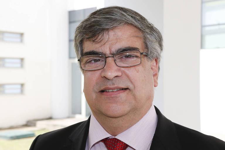 O ex-diretor da Faculdade de Medicina da USP de Ribeirão Preto, Carlos Gilberto Carlotti Junior, candidato a reitor da USP