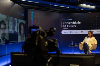 Cobertura do webinário Universidade do Futuro