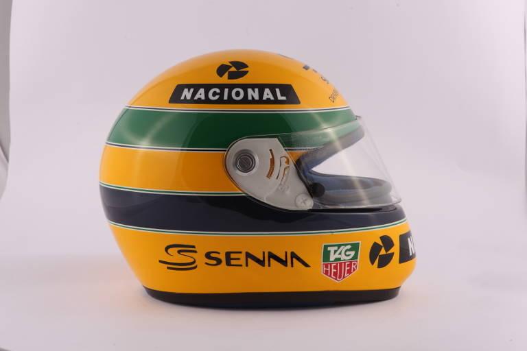 Veja imagens da exposição 'Eu, Ayrton Senna da Silva'