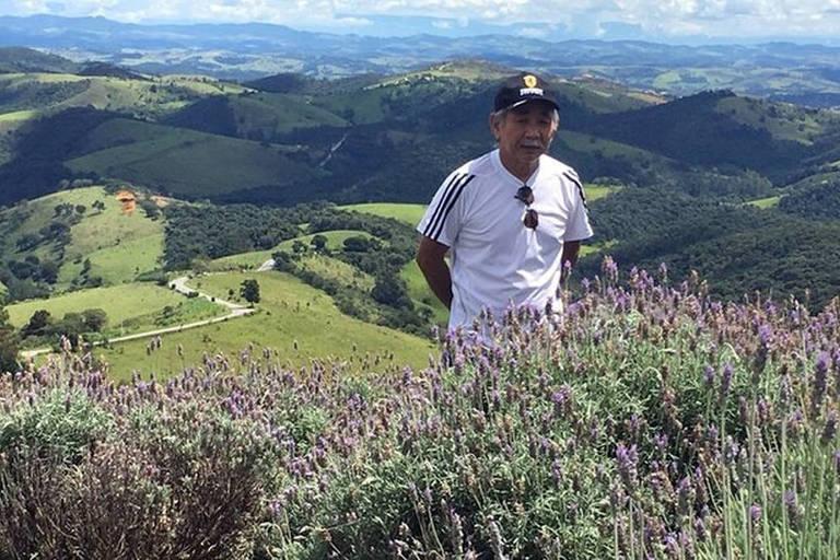 Carlos Massatoshi Higa, o Seu Carlos