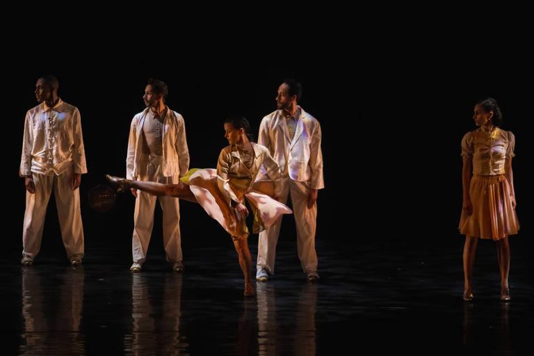 São Paulo Companhia de Dança apresenta 'Umbó', novo espetáculo, no Teatro Alfa