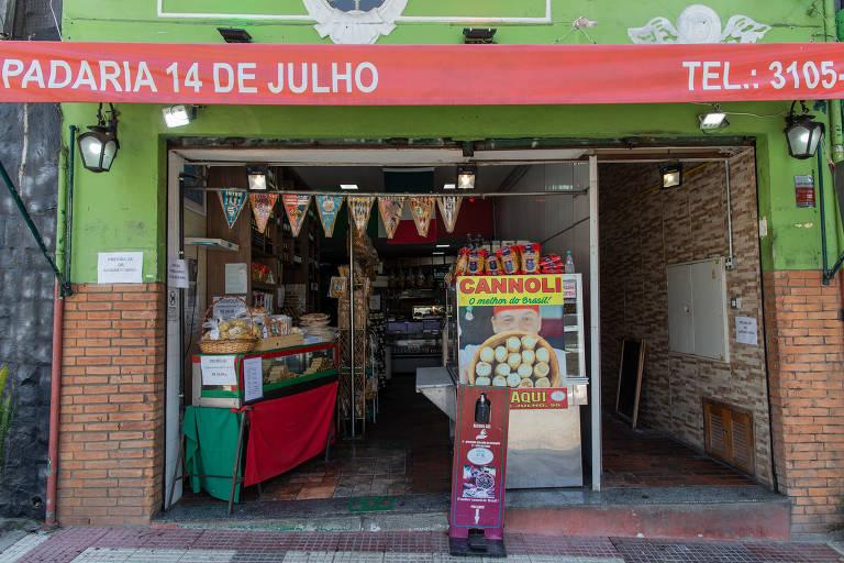 Padarias antigas e tradicionais de São Paulo