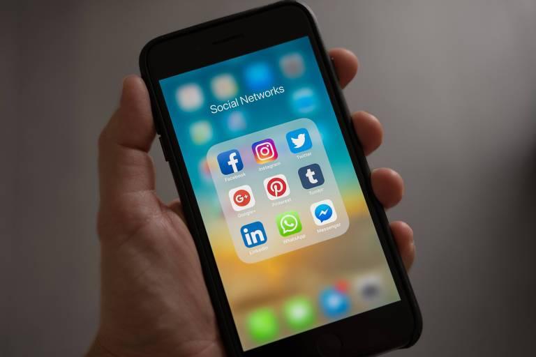 Pane nas redes sociais