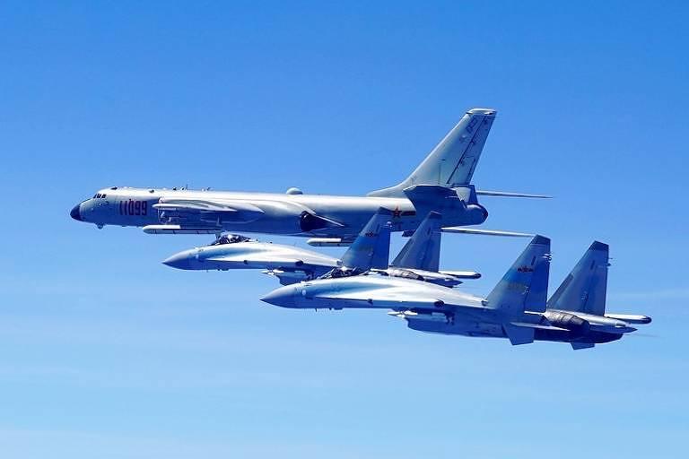 EUA e China seguem ritual de aproximação diplomática e ameaças militares