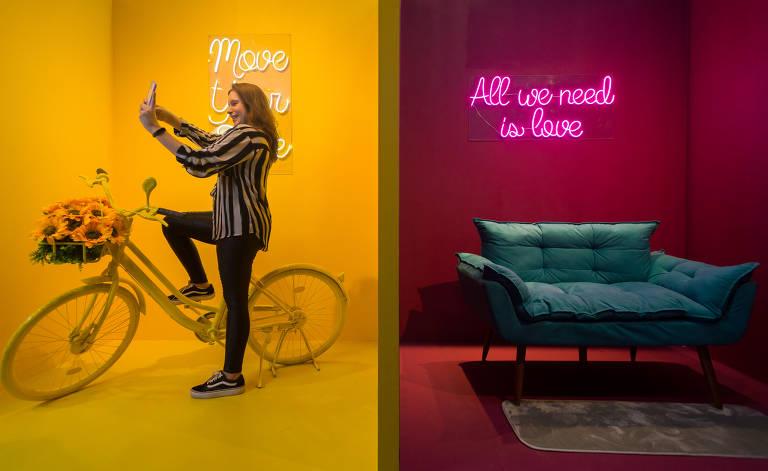 Museu da Selfie em SP quer agradar millennials sedentos por turbinar as redes sociais