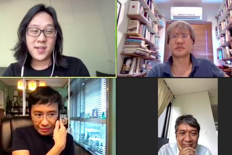 Vídeo mostra reação da jornalista Maria Ressa ao saber que ganhou Nobel da Paz