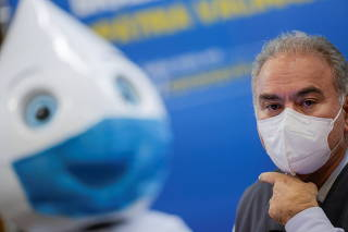 Coronavirus disease (COVID-19) outbreak in Brasilia