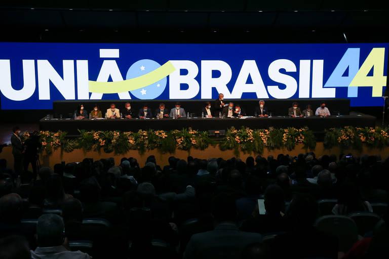 União Brasil, partido da fusão entre PSL e DEM