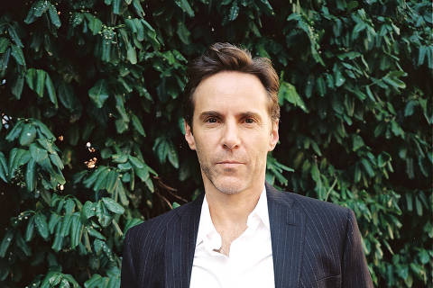 Alessandro Nivola in New York, Sept. 15, 2021. When Nivola landed his first major lead in 25 years ? the role of Dickie Moltisanti in ?The Many Saints of Newark? ? he sobbed. ?I?d been down that road so many times, and the number of disappointments I can?t count on 10 hands.? (Rafael Martinez/The New York Times) ORG XMIT: XNYT24