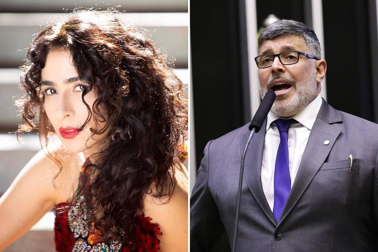 Alexandre Frota afirma que namorou Marisa Monte nos anos 1980