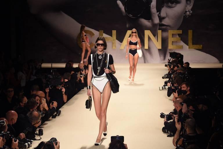 Temporada de moda verão 2022