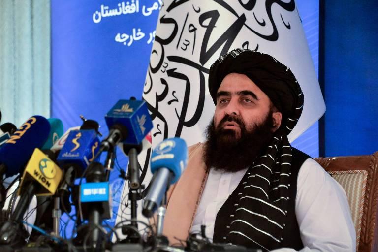 Talibã alerta EUA para não desestabilizar novo regime no Afeganistão