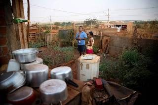 ESPECIAL SOBRE POBREZA / RIO VERDE / AGRICULTURA / CRISE / MISERIA