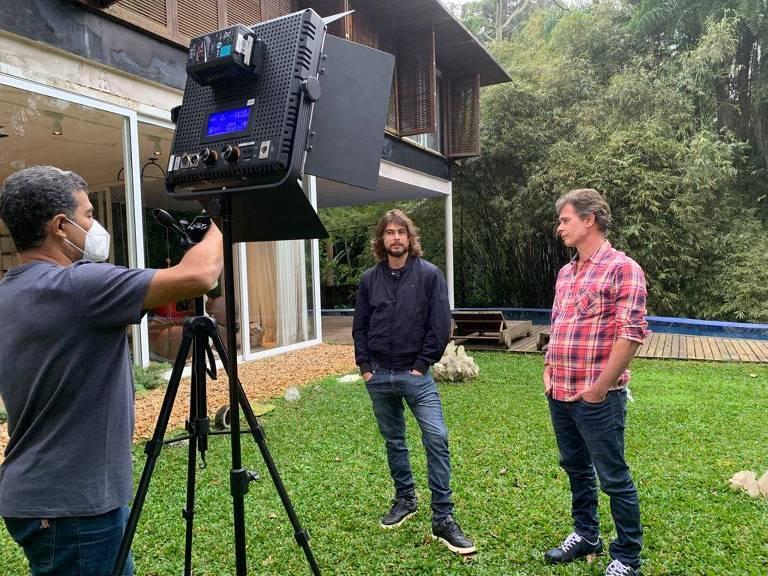 Globo Repórter com João e Rafael Vitti